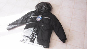 MANTEAU LARGE // ENS DE SKI-DOO SMALL