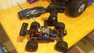 Looking to trade a rc car for a mini bike or little gaud
