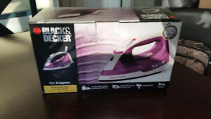Black & Decker Light n Easy Iron