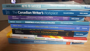 6 First Year ECE textbooks!   & 2 others