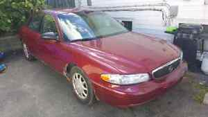 2004 buick centry