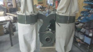 2 bag three horse dust collector