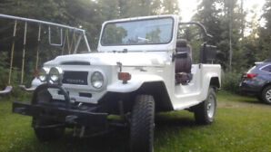 1971 Toyota Land Cruiser *Sold Pending Pickup & Payment*