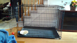 X-L dog cage for sale
