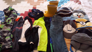 Free Toddler Clothes