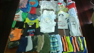Baby boy summer clothes 6-12 months