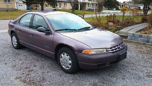 1996 Plymouth Breeze (SEULEMENT 80 000KM!)