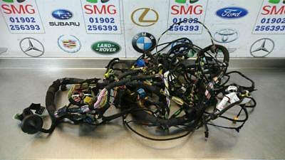PEUGEOT 3008 MK2 2016- 1.6 HDI Wiring Harness Body Fuse Box 9665492680