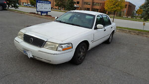 2003 Mercury Grand Marquis LS Sedan,fully loaded and E-tested