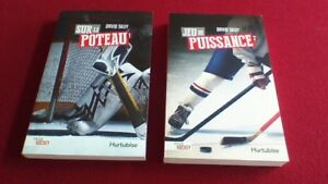 Passion du hockey ( David Skuy )