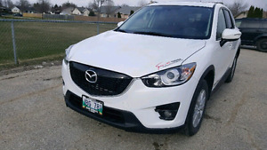 2016 Mazda CX5GS CommandStart Sunroof BackUpCamera just over 20K