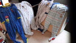Lots de pyjama garcon et filles