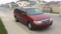2005 Chevrolet Venture Ext base Van, **Low Kms**AB Vehicle*