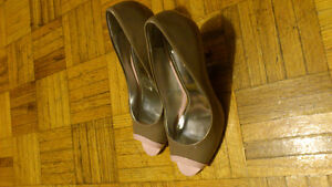 Expression High Heels! Mint condition ! Only worn once ! Kitchener / Waterloo Kitchener Area image 3