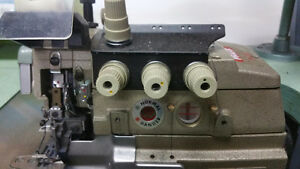 Industrail Serger Sewing machine for sale