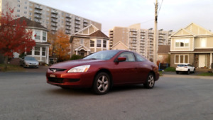 2003 Accord Coupe EX-Leather