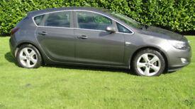 Vauxhall/Opel Astra 1.6i VVT 16v ( 115ps ) 2012.5MY SRi - STUNNING CAR-LOW MILES