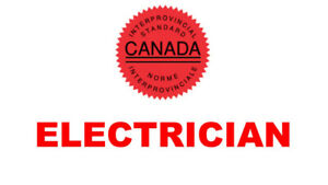 ELECTRICIAN (STUDY MATERIAL) FOR THE EXAM **RED SEAL**