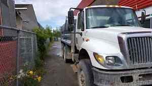 2006 International  Gravel Dump Truck