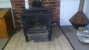 wood stove $250 OBO