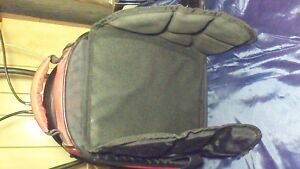 IXS motorcycle tank bag/travel bag with expandable top Stratford Kitchener Area image 8