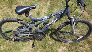 21 Speed Mountain Bike