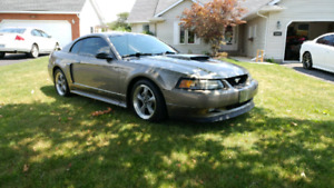 2002 Ford Mustang GT.