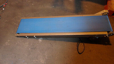 Belt Conveyor 10 34 Inches Wide X 54 Inches Long