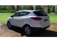 2011 Hyundai iX35 2.0 CRDi Premium 5dr Manual Diesel Estate