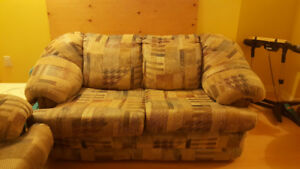 Love Seat and Sofa Bed for sale!!! $200