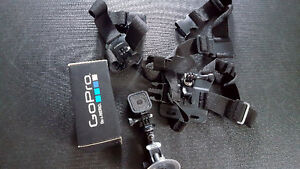 gopro hero and accesories