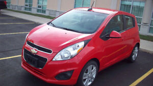 2015 CHEVY SPARK LT..AUTOMATIC /LOW KM /REAR CAM..SAFETY + ETEST