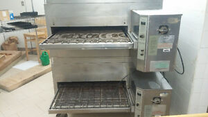 2 LINCOLN IMPINGER PIZZA OVEN for sale