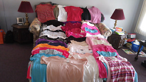Clothes, Most new with tags attached