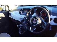 2012 Fiat 500 1.2 Lounge 3dr Manual Petrol Hatchback