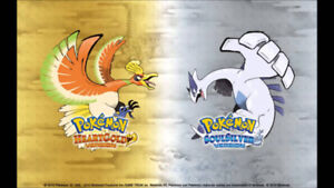 Looking for Pokemon Heart Gold or Soul silver on Nds