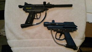 Two Paintball Markers