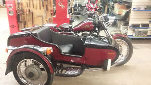 Rare Northern Cruiser Ural For Sale