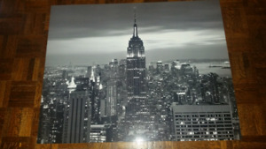 New York City Skyline Picture NYC