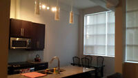 ***Fully Furnished 950 sq ft loft for lease at Arrow Lofts***