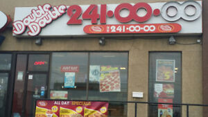 Pizza store for sale