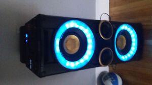 Philips dj stereo system