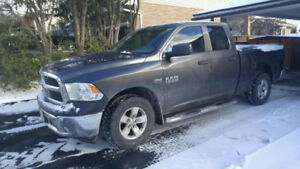 2014 Dodge Power Ram 1500 Pickup Truck - must sell