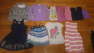 Girls size 5/6 lot