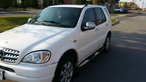 1998 Mercedes-Benz M-Class SUV, Crossover