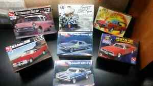 AMT ERTL MONOGRAM MODEL KITS SEALED 1/24..DIECAST FORD 427