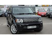 2011 LAND ROVER DISCOVERY 4 SDV6 HSE ESTATE DIESEL