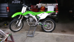 Kx 450f 2007