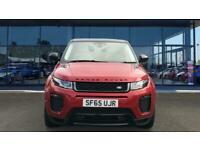 2015 Land Rover Range Rover Evoque 2.0 TD4 HSE Dynamic 5dr Auto Diesel Hatchback
