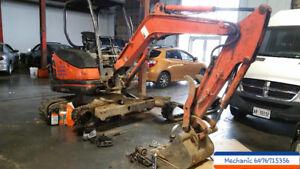 Repair and maintenance BOB CAT, KUBOTA and more.